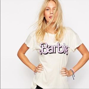 🙆🏼♀️Rare Woldfox Barbie Resume Tee🙆🏼♀️
